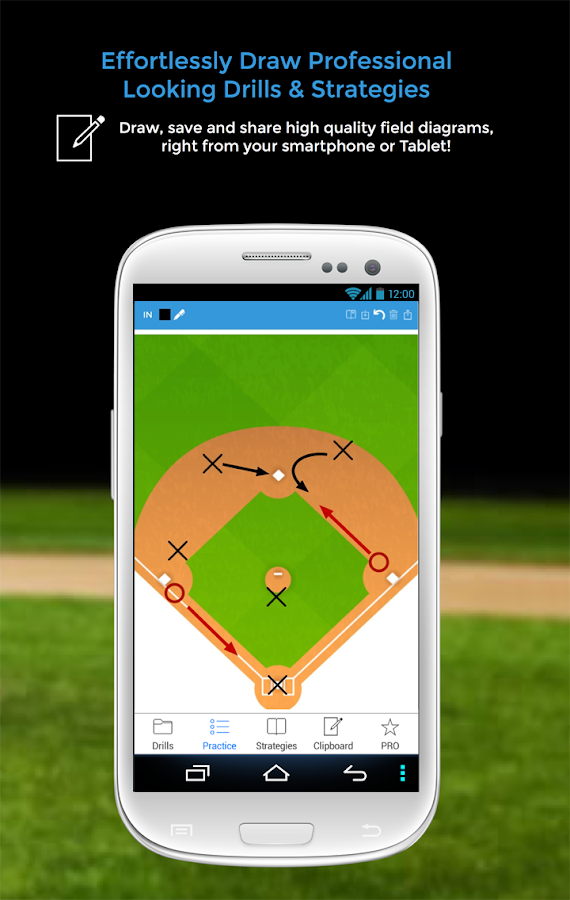 Baseball Blueprint V2- screenshot
