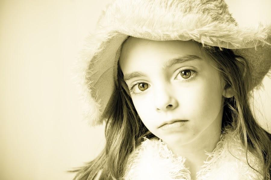 lost by Denise Johnson - Babies & Children Children Candids ( child, girl, somber )