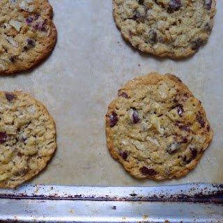 Gluten-Free, Dairy-Free Slice-n-Bake Oatmeal Chocolate Chip Cookies