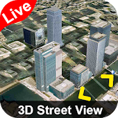 Live Street VIEW 360: Satellite Maps & GPS Navi