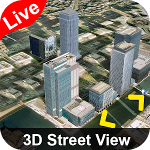 Live Street VIEW Satellite Maps GPS Navigation Android Apps - Live satellite maps free