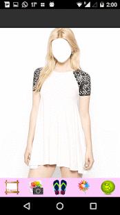 Upper Dress Selfie - náhled