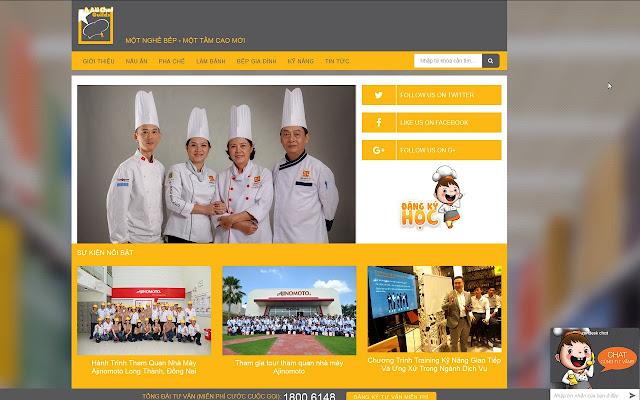 Hội Đầu Bếp Á Âu