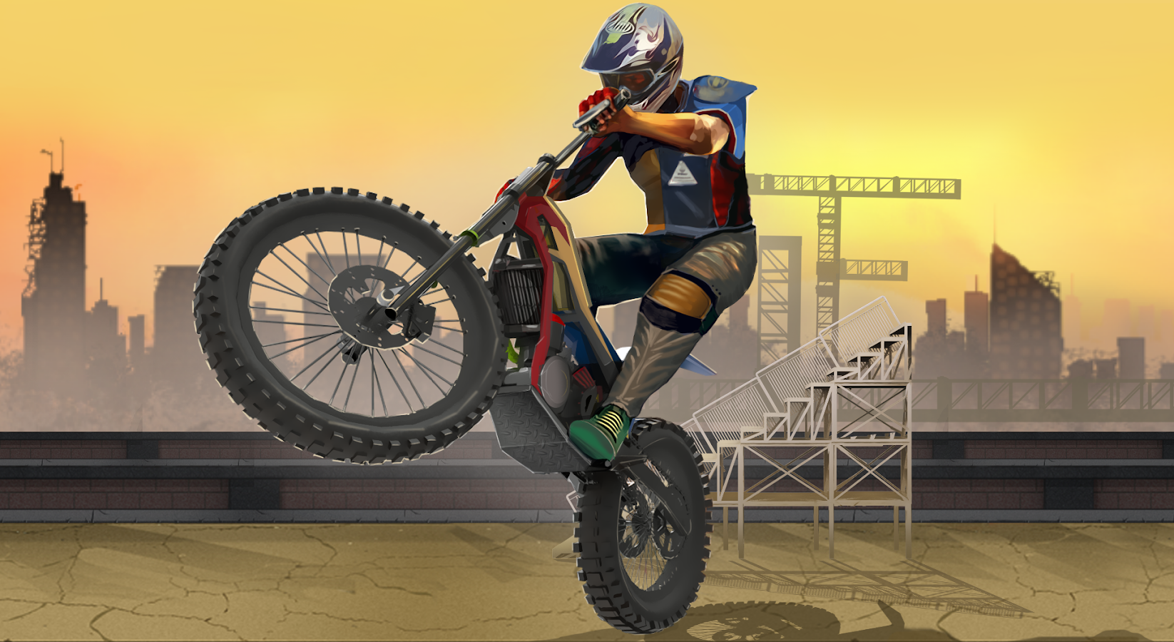 Moto Trial Mania- screenshot