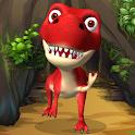 Talking Dinosaur icon