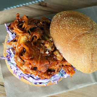 Jackfruit Pulled Pork Sandwich Recipe