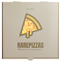 Rare Pizzas Box