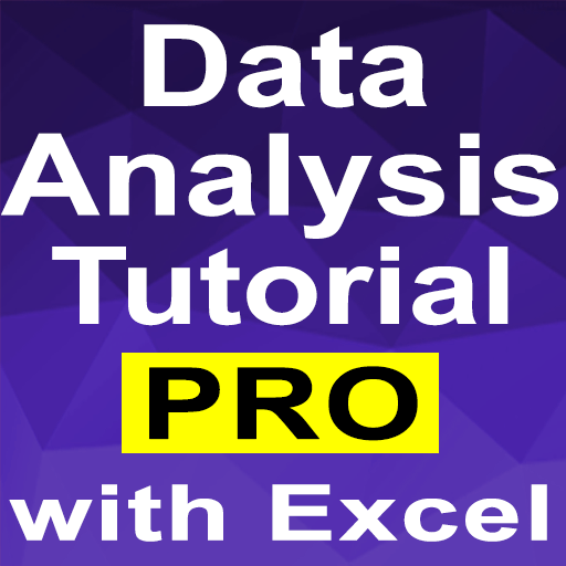 Data Analysis with Excel Tutorial Videos - PRO