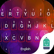 Bubble Fantasy Theme Keyboard