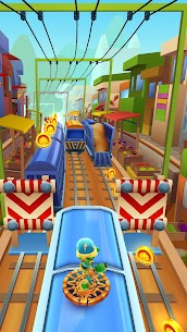 Subway Surfers MOD (Unlimited Coins/Keys) APK  for Android 3