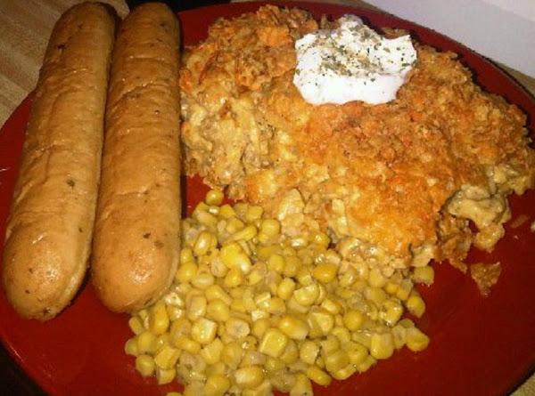 Momma's Nacho Bake Recipe