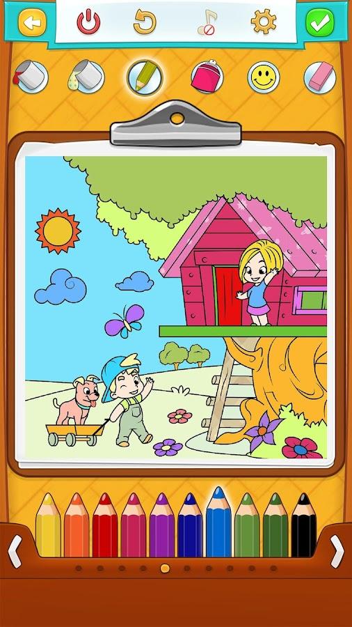 populära appar för små barn
