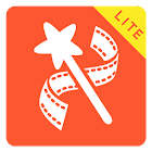 VideoShowLite:Video editor,cut,photo,music,no crop icon