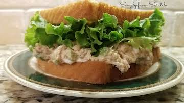 Lizzy's Tuna Spread