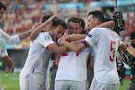 Spanje maakt Slowakije met de grond gelijk en maakt zich op voor clash met Kroatië