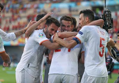 🎥 En démonstration, l'Espagne corrige la Slovaquie et rejoint les huitièmes de finale