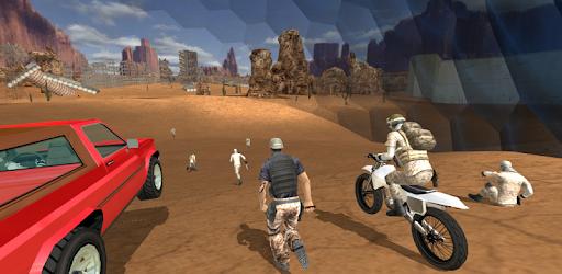 Desert Battleground for PC