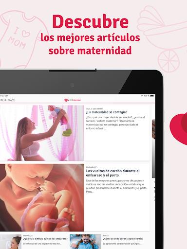 Eres Mamu00e1 - Embarazo y maternidad 1.0.483 Screenshots 9