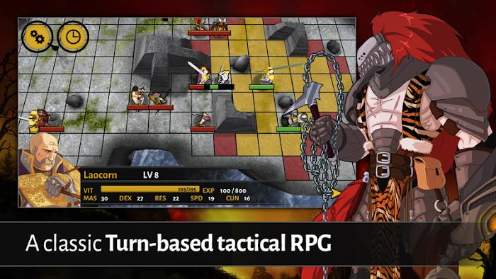 Swords of Anima- screenshot