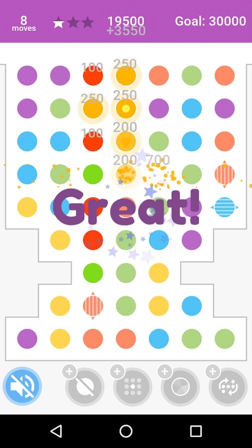 Blob Connect - Match Game- screenshot