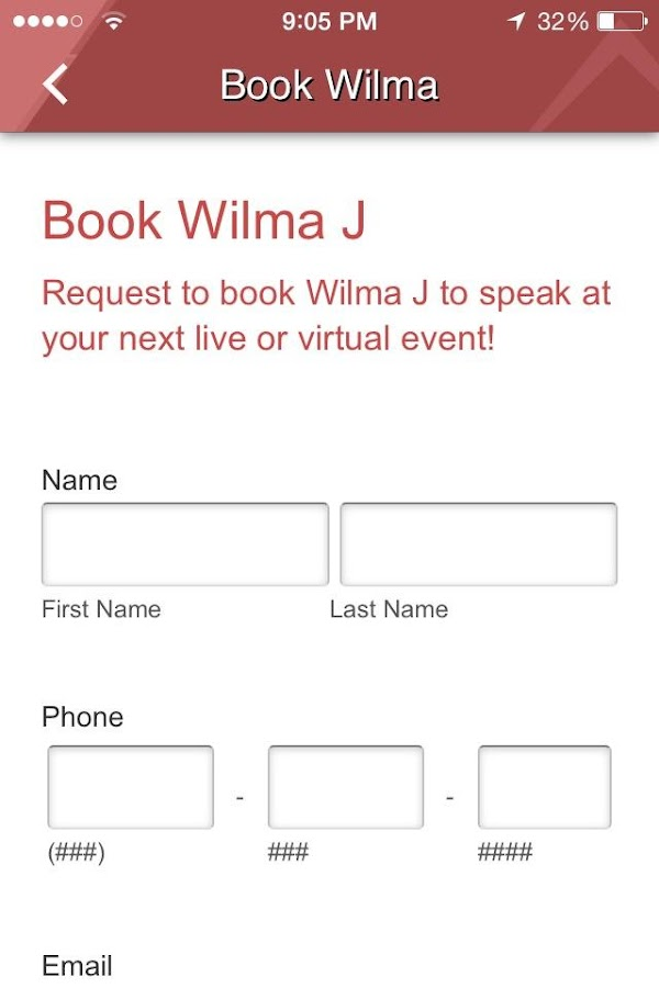 Wilma Jones (WilmaJ)- screenshot