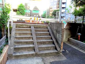 Photo: これは見事な双子階段
