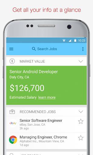 Tech Jobs, Skills & Salary 3.3.14 screenshots 1