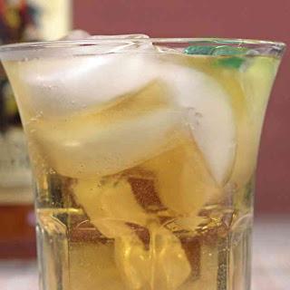 Captain & Ginger Cocktail Recipe, Featuring Captain Morgan Recipe