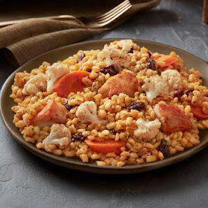 Moroccan Style Chicken w/ Barley