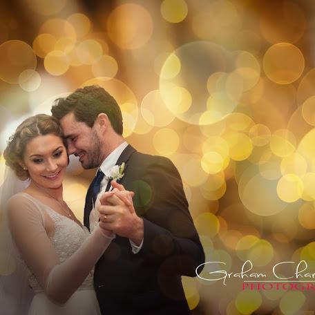 Wedding photographer Graham Charles (charles). Photo of 11.01.2017