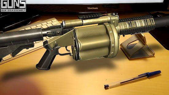 How it Works: M32 MGL Grenade Launcher - náhled