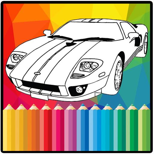 Cars Coloring Book Game - Aplicaciones en Google Play