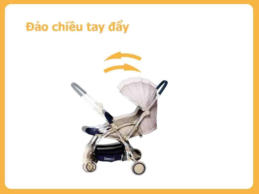 Ưu điểm của dòng xe đẩy trẻ em Zaracos4