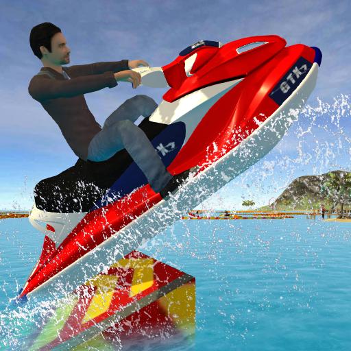 Super Jet Ski Island Adventure