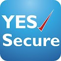 YES SECURE icon