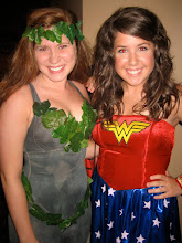 Photo: Poison Ivy and Wonder Woman