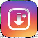 تحميل صور و فيديو من انستقرام icon
