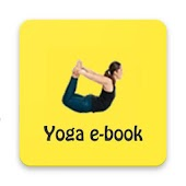 Yoga e-book Yoga poses fitness training