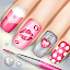 دانلود Fashion Nails 3D Girls Game اندروید