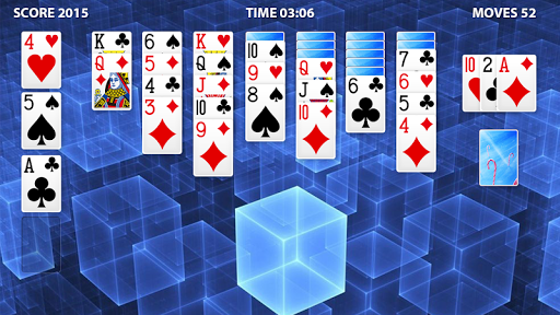 玩免費紙牌APP|下載Cube Theme for Solitaire app不用錢|硬是要APP