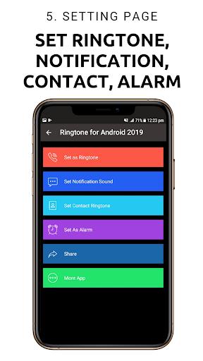 Ringtone for Androidu2122 2020 1.0.9.8 screenshots 5