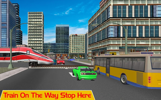 Modern School Bus Games for PC