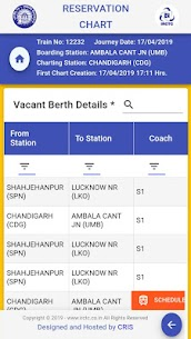 RAIL CHART App Download For Android 5