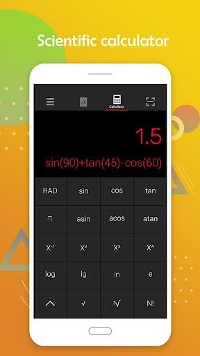 Math Calculator-Solve Math Problems by Camera 1.5.0 screenshots 5