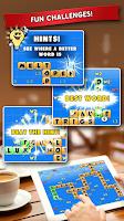 Screenshot of Word Chums