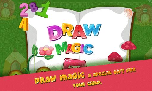 Draw Magic - Crazy Paint