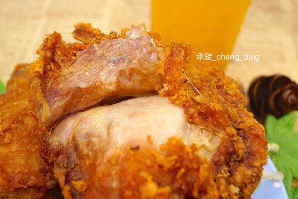 犁田鹹酥雞 南投魚池店