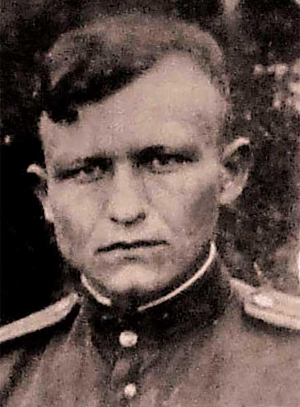 Ржечицкий С.А. – пом. нач. штаба 1 осб 35 осбр