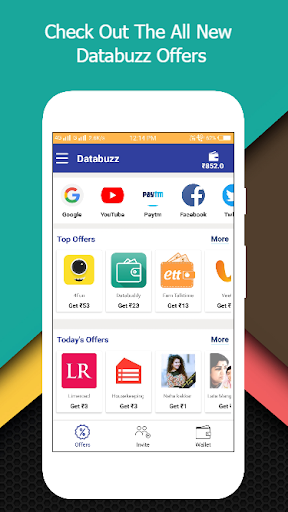 Databuzz - Latest News,Offers & Social Apk apps 1