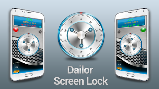 Dialer Screen Lock